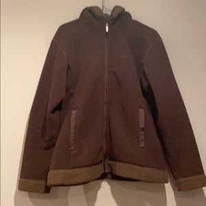 Vintage Brown Fleece Patagonia